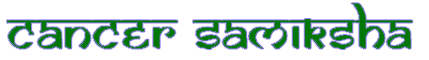 Cancer Samiksha Logo